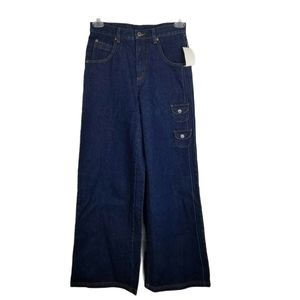 American Girl Size 16 Wide Leg Jeans NWT